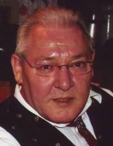2. Schützenmeister Josef Hutzler