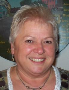 Schriftführer Rosmarie Hicker