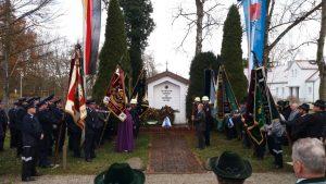 Die 7 Moos-Vereine gedenken den gefallenen, vermissten und verstorbenen Mitgliedern