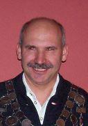 2. Schützenmeister Egon Feichtmeier